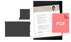 Téléchager le CV de Marina Gri | Graphiste & Illustratrice